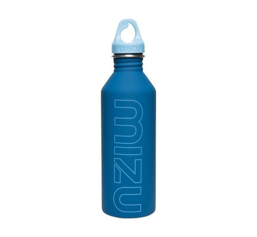 M8 Stainless Water Bottle Blue