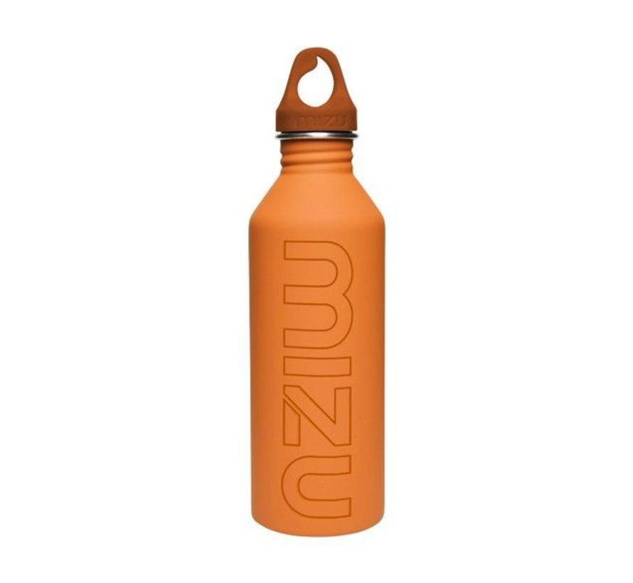 M8 Stainless Water Bottle Orange
