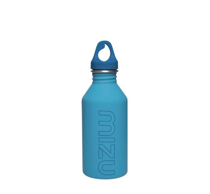 M6 Stainless Water Bottle Light Blue