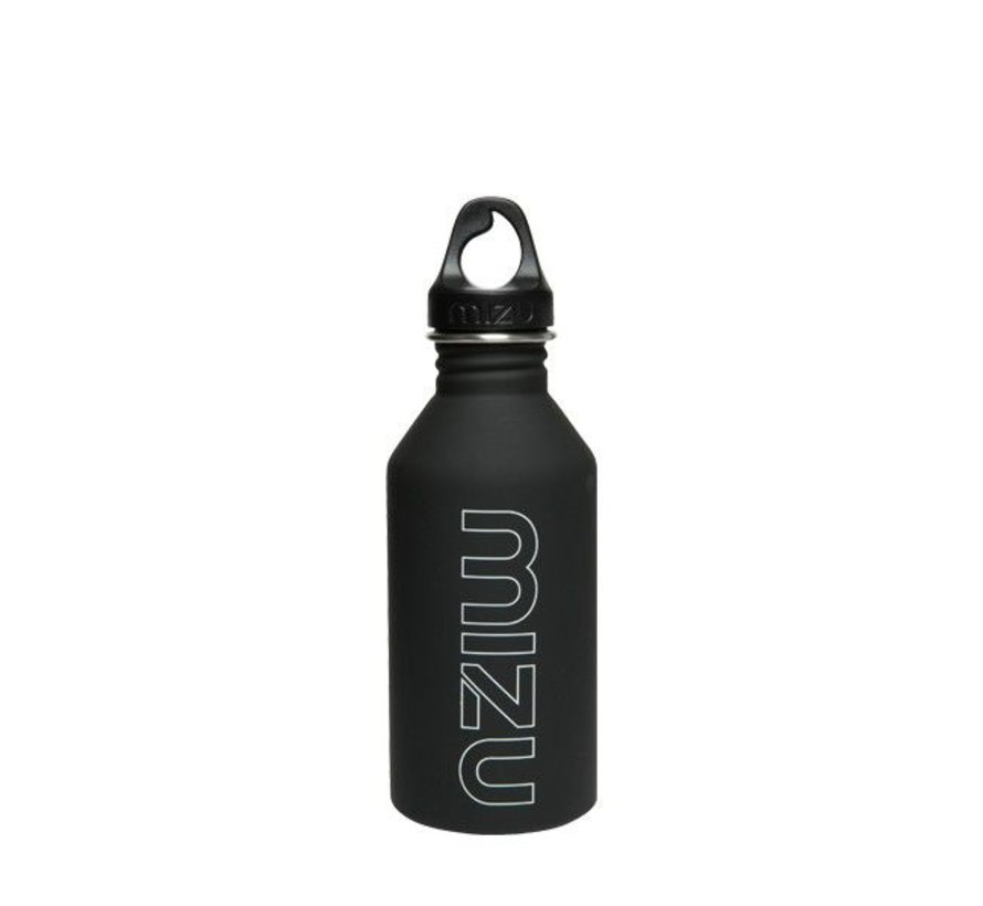M6 Stainless Water Bottle Black
