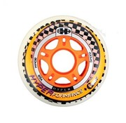 Hyper NX 360 Performance 90mm Inline Skate Wheels 8-Pack