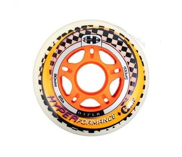 Hyper NX 360 Performance 90mm Inline Skate Wheels 8-Pack