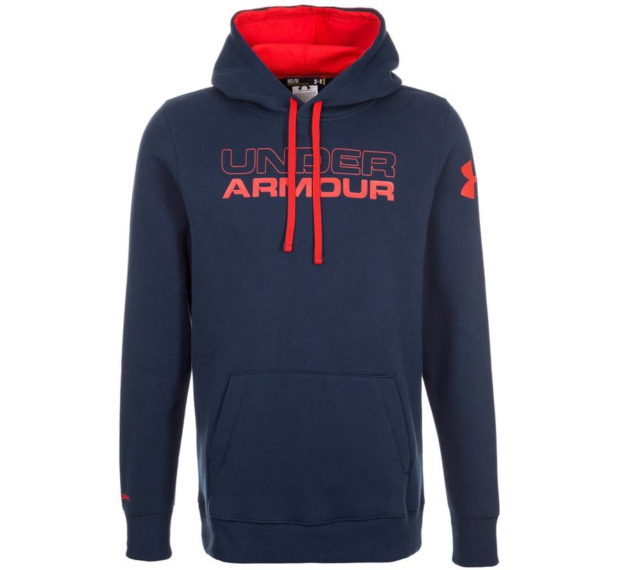 Coldgear Undisputed Storm Cotton Hoody Heren
