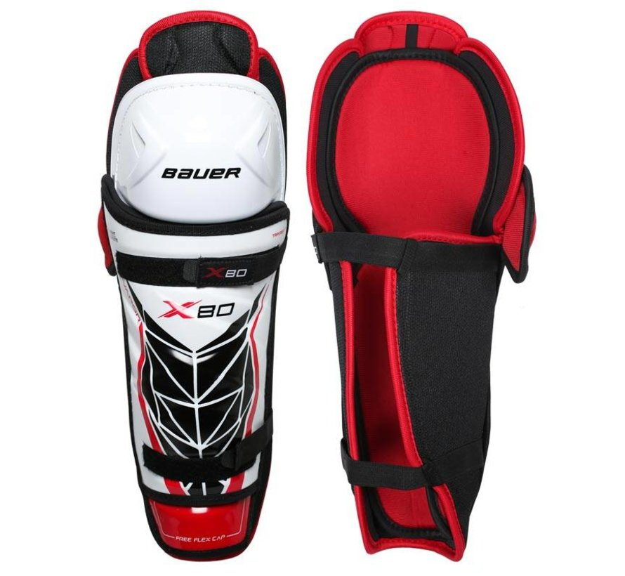 Vapor X80 IJshockey Shin Guards Senior