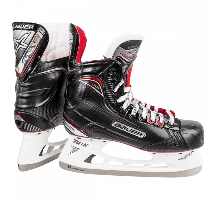 Vapor X500 Ice Hockey Skates Junior S17
