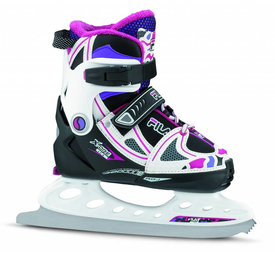 X-One Adjustable Kids Ice Skates Girls