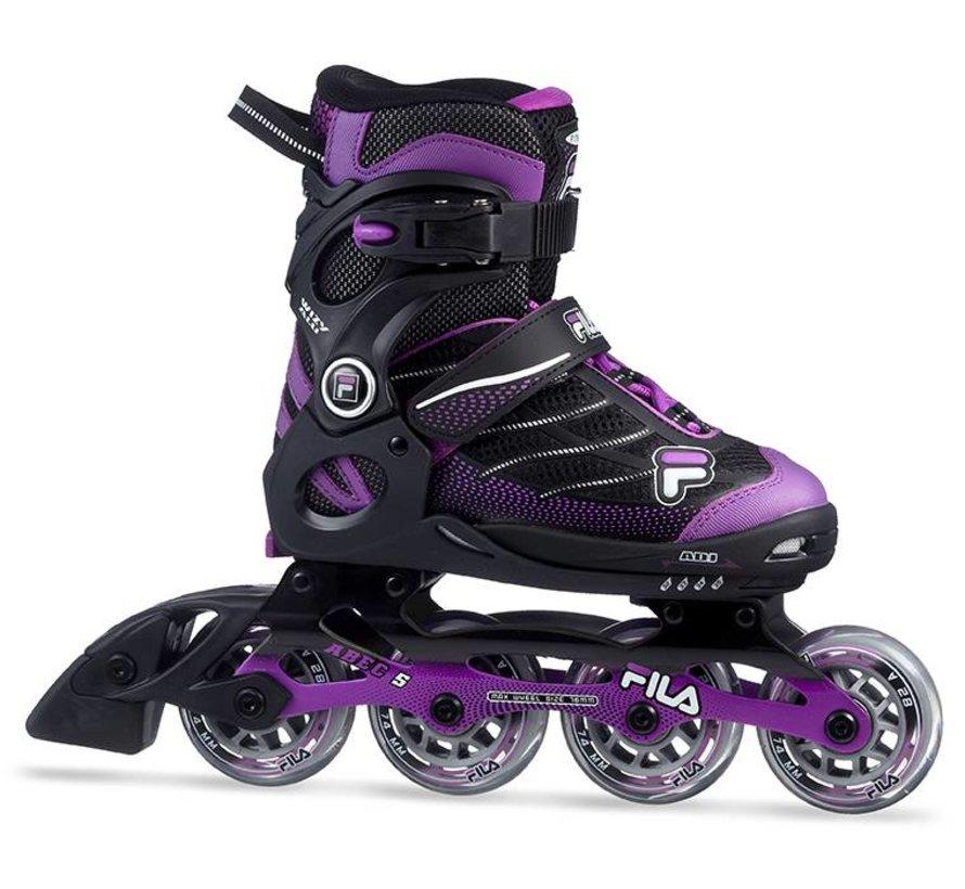 Wizy Alu Adjustable Kids Skates Girls 2018