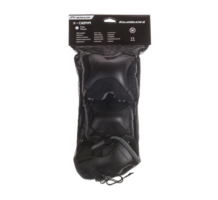X-Gear W 3-pack Skate Protection Mens