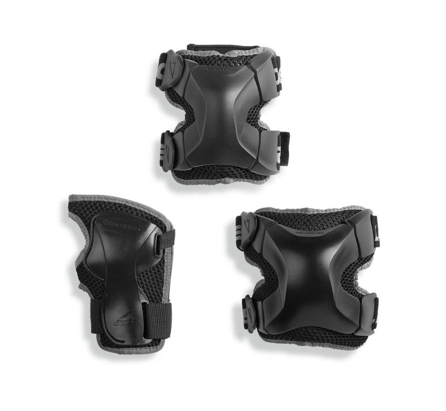 X-Gear W 3-pack Skate Bescherming Heren