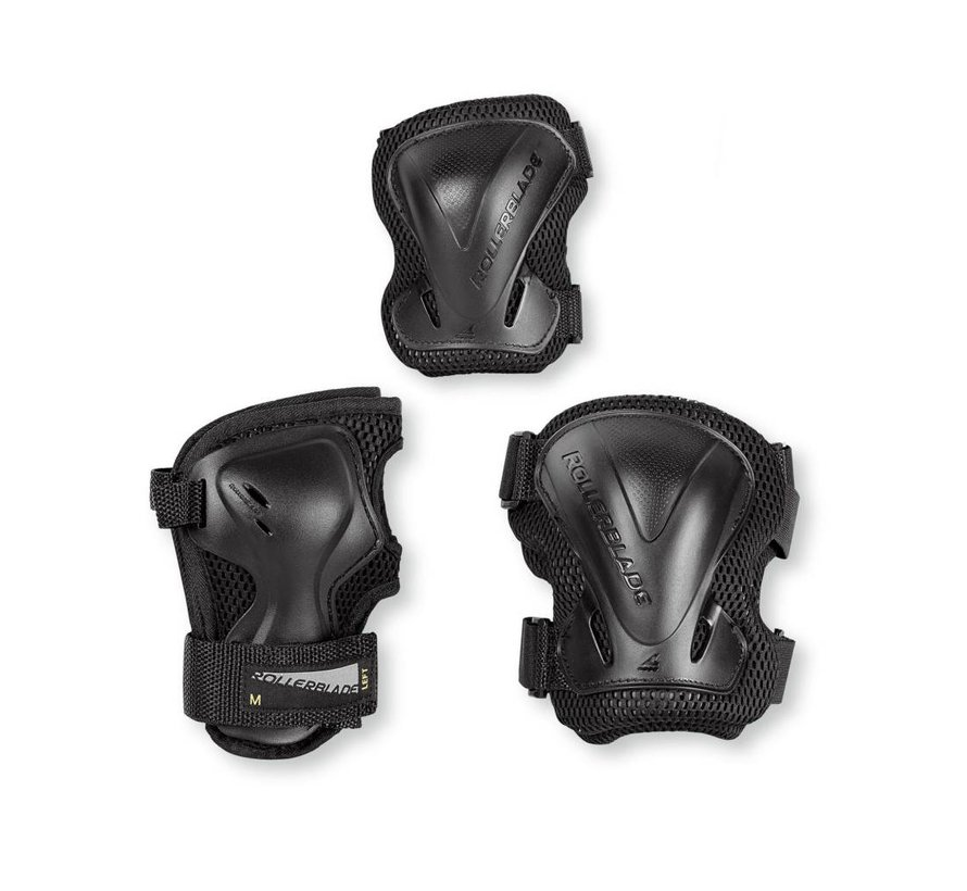 Evo Gear 3 Pack Skate Protection