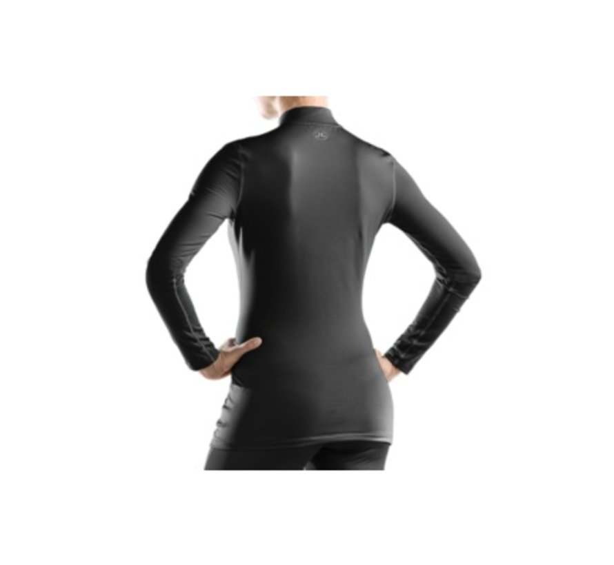Coldgear Fitted Long Sleeve Mock Shirt Women
