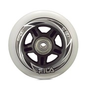 Fila 72mm Inline Skate Wheels 8-pack