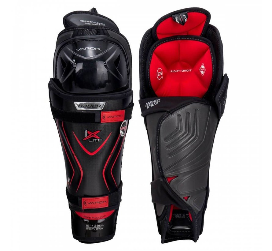 Vapor 1X LITE Ice Hockey Shin Guards Senior