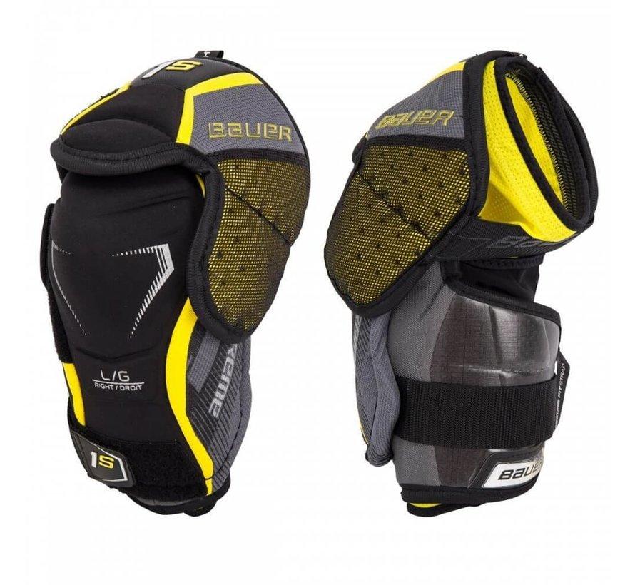 Supreme 1S Ice Hockey Elbow Pads Junior