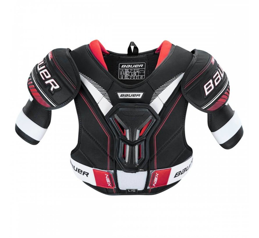 NSX IJshockey Shoulder Pads Senior