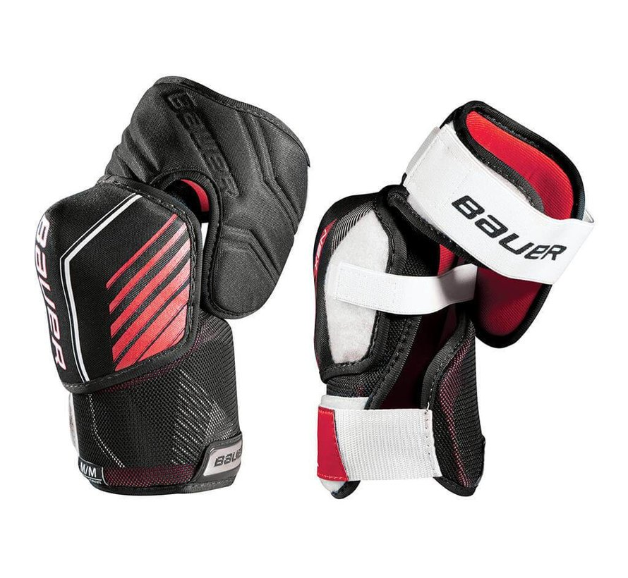 NSX IJshockey Elbow Pads Junior