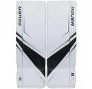 Bauer Supreme S27 goalie pads Senior