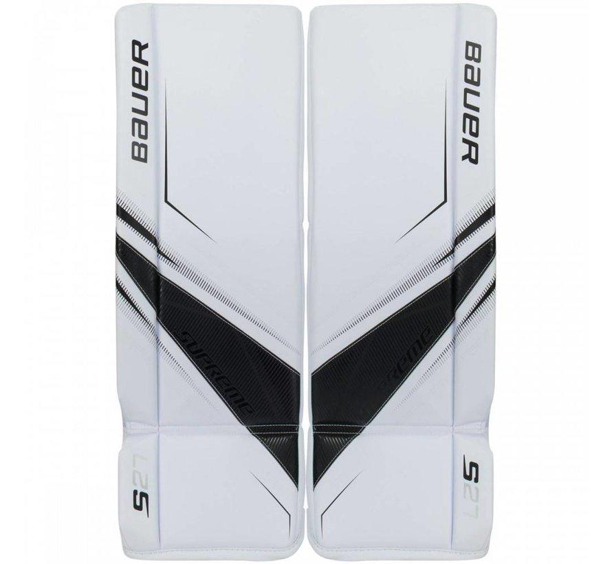 Supreme S27 goalie pads Junior