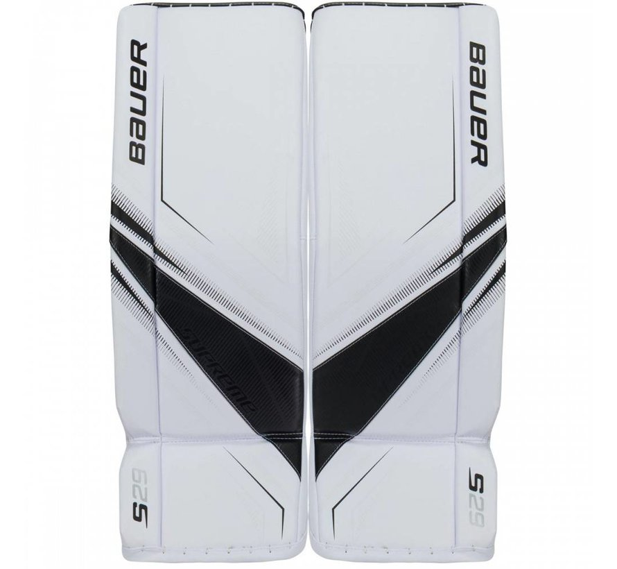 Supreme S29 Goalie Pads Senior