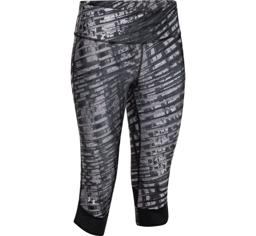 Women's Printed Fly By Capri