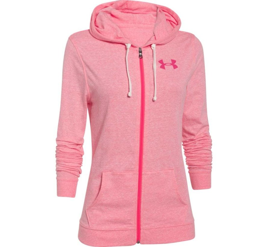Women's Charged Cotton® Tri-Blend Full Zip Hoody