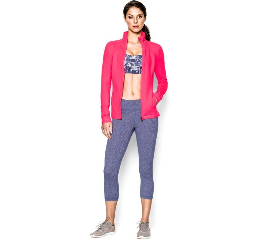 Vrouwen UA Studio Jacket