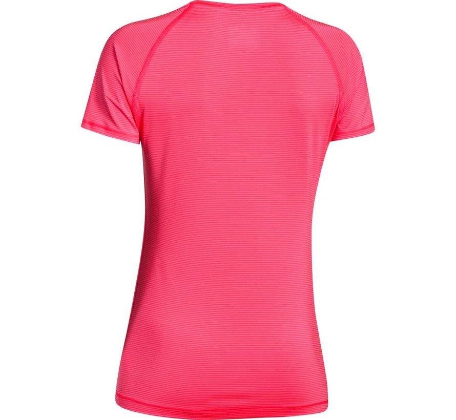 Vrouwen Alpha Stripe Short Sleeve T-shirt
