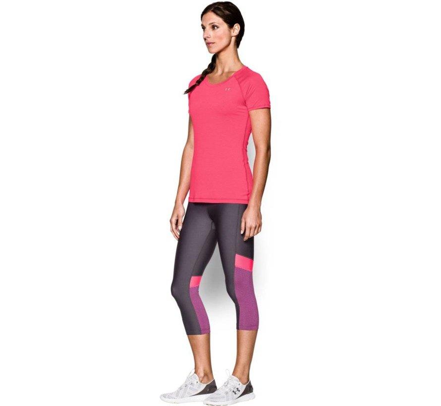 Women's Alpha Stripe Short Sleeve T-shirt