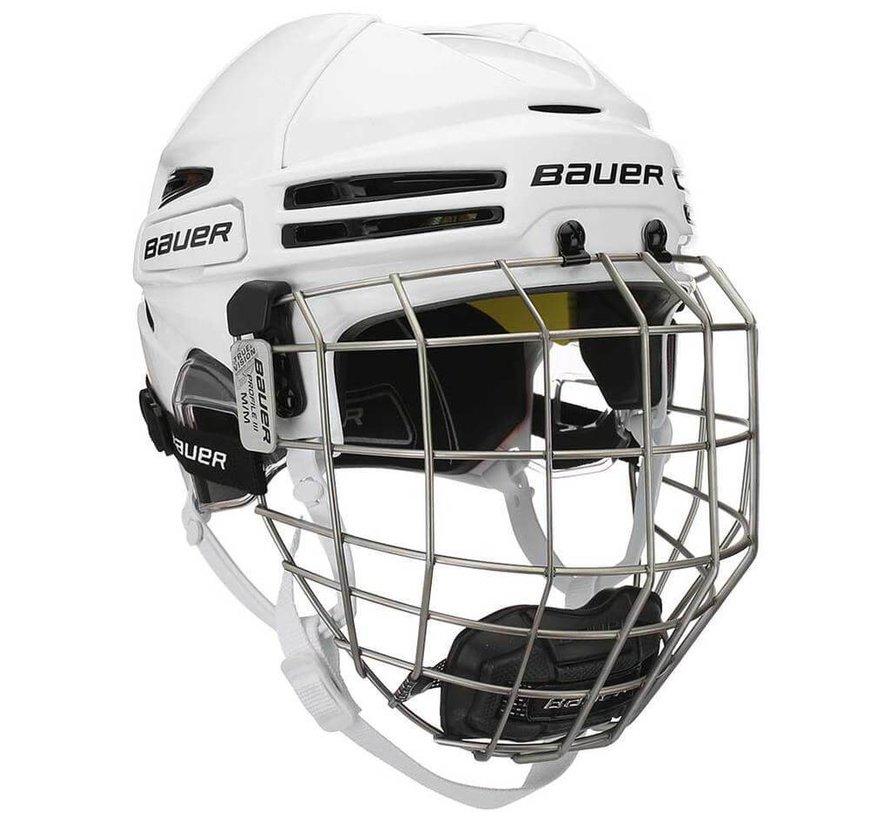 RE-AKT 75 Ice Hockey Helmet Combo with Cage