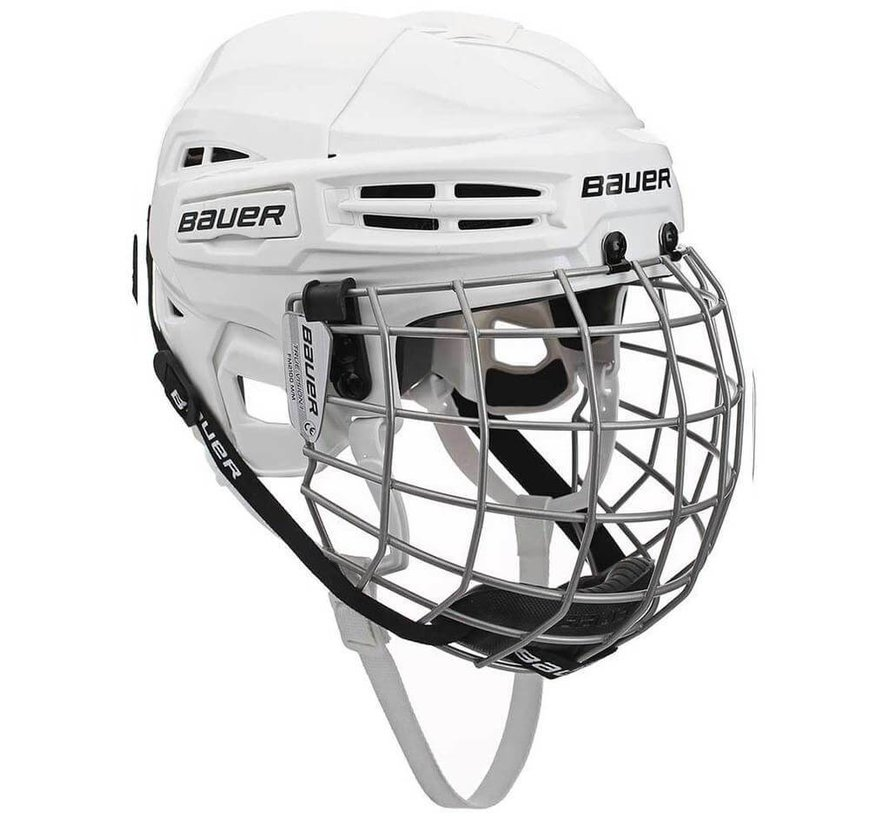 IMS 5.0 Ice Hockey Helmet Combo with Cage