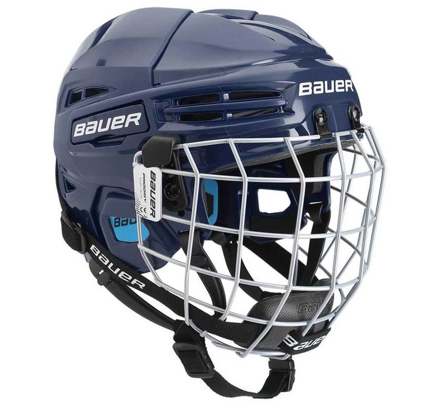 Prodigy Youth Ice Hockey Helmet Combo with Cage