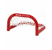 Blue Sports Hockey Skill Goal