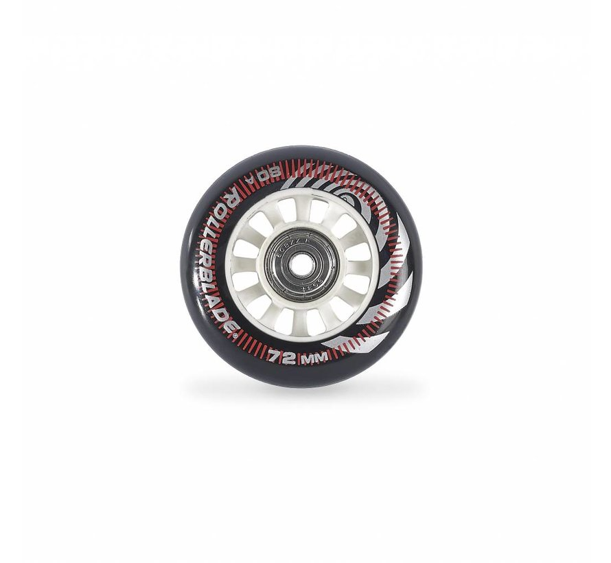 72mm Inline Skate Wielen 8-Pack