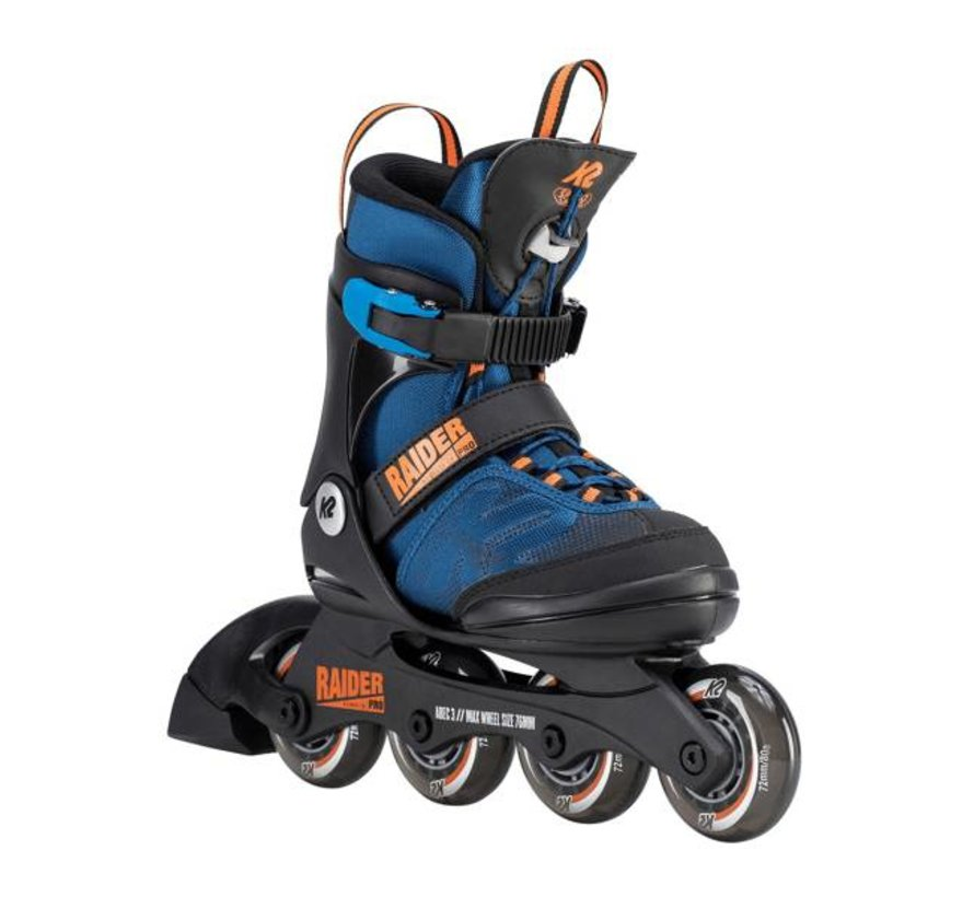 Raider Pro Adjustable Kids Skates 2019