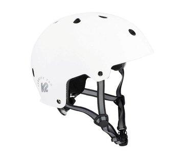 K2 Varsity Pro Skate Helmet White