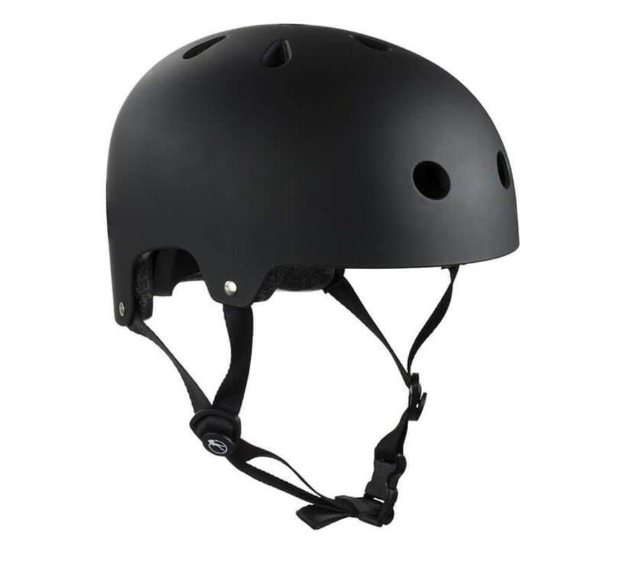 Skate Helm Zwart