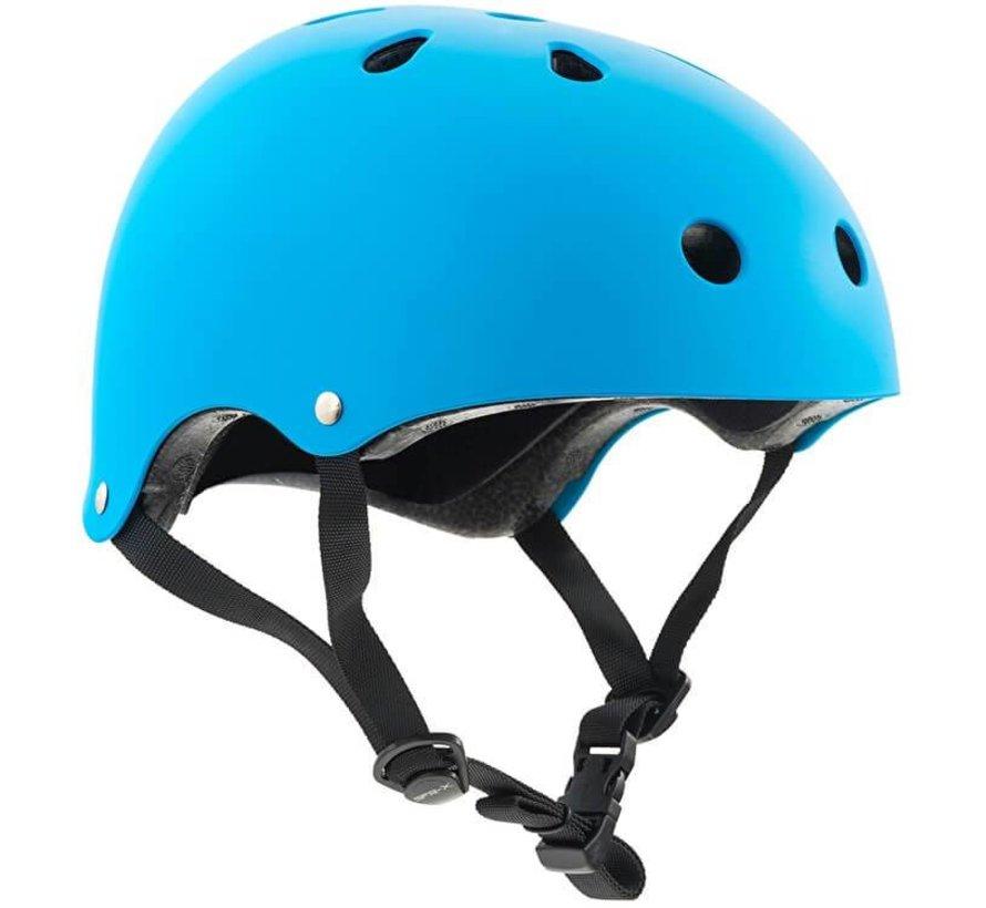 Skate Helm Blauw