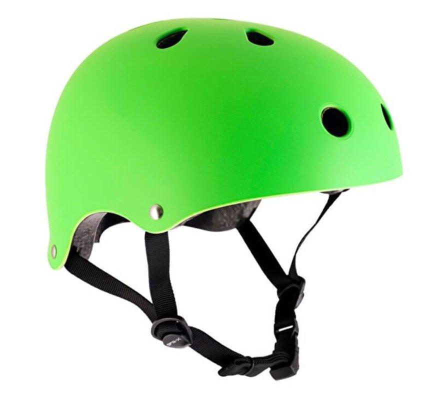 Skate Helmet Green