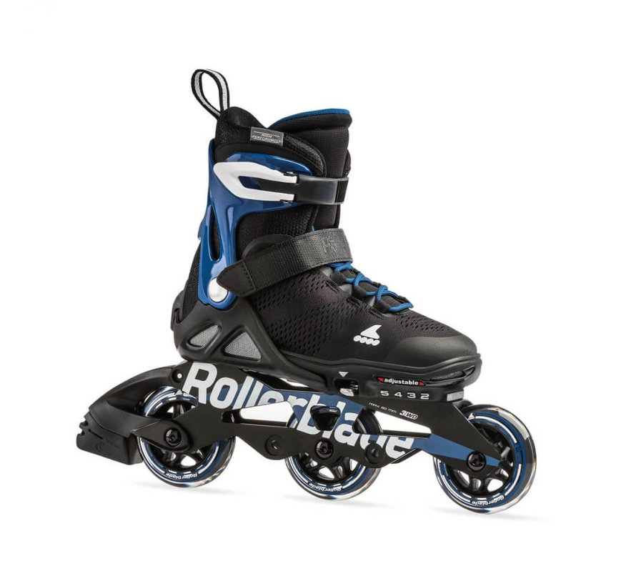 Microblade Alu 3WD Adjustable Kids Skates