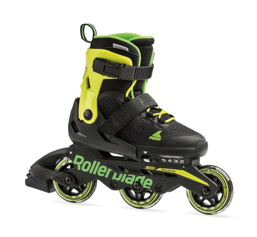 Microblade 3WD Adjustable Kids Skates
