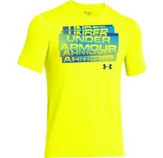 Under Armour Boys Under Armour Scatter Script T-Shirt