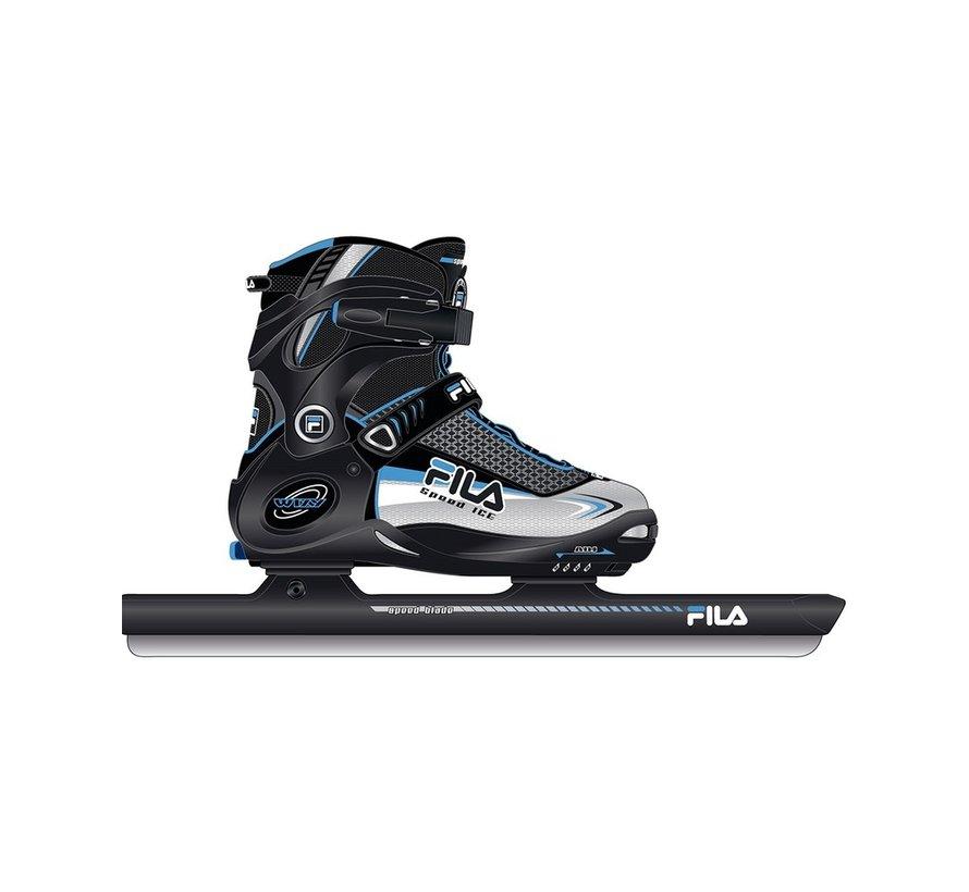 Wizy Adjustable Ice Speed Skates