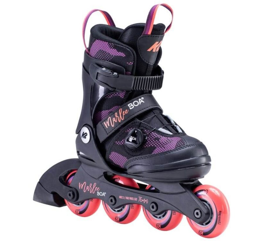 Marlee BOA Adjustable Girls Inline Skates 2020