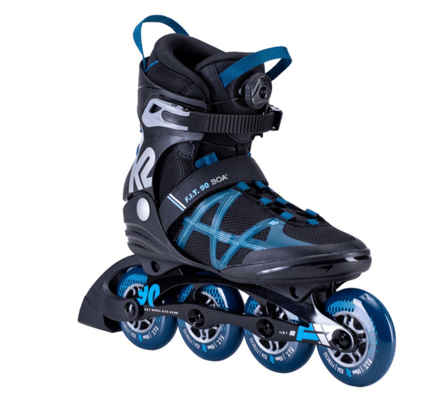 FIT 90 BOA Mens Inline Skates 2021