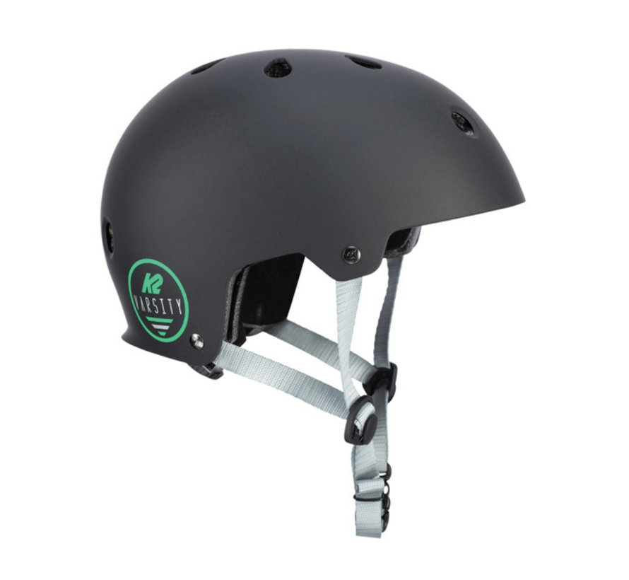 Varsity Inline Skate Helm Zwart