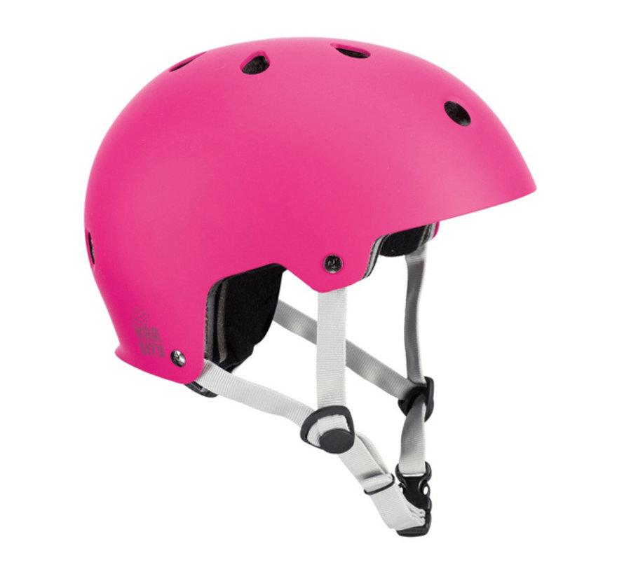 Varsity Pro Inline Skate Helmet Magenta