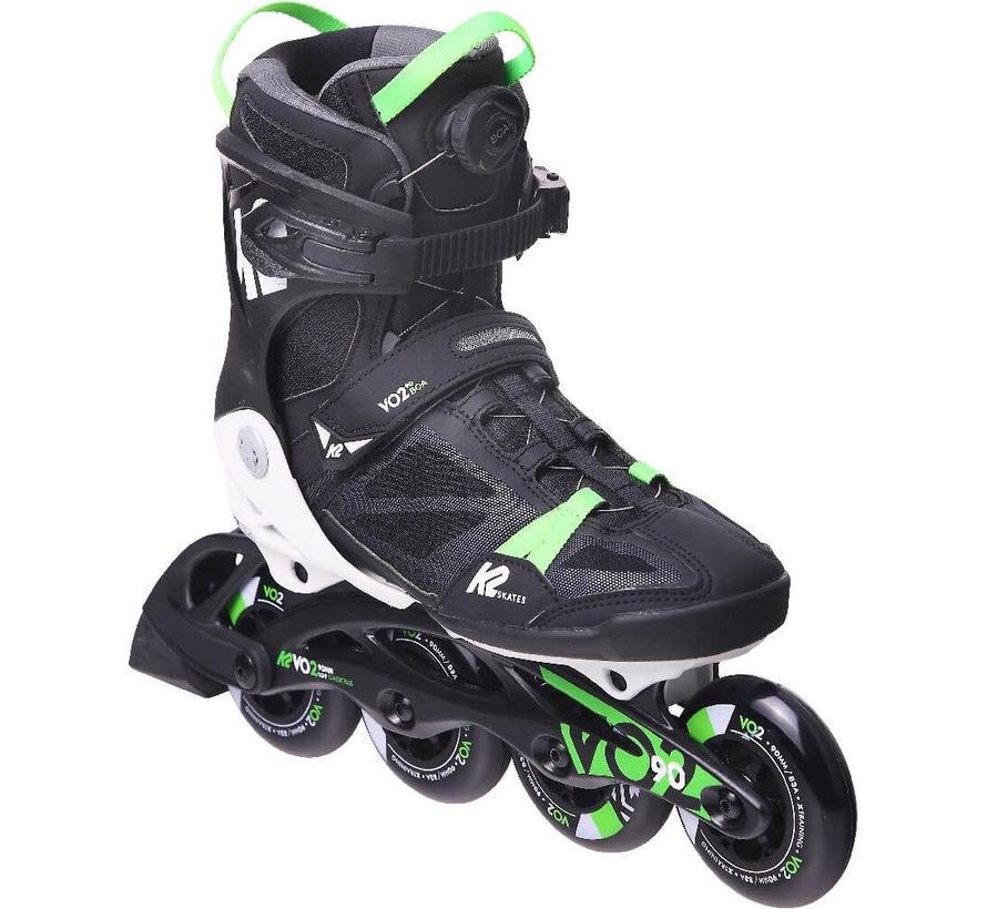 VO2 90 BOA Inline Skates Heren 2020