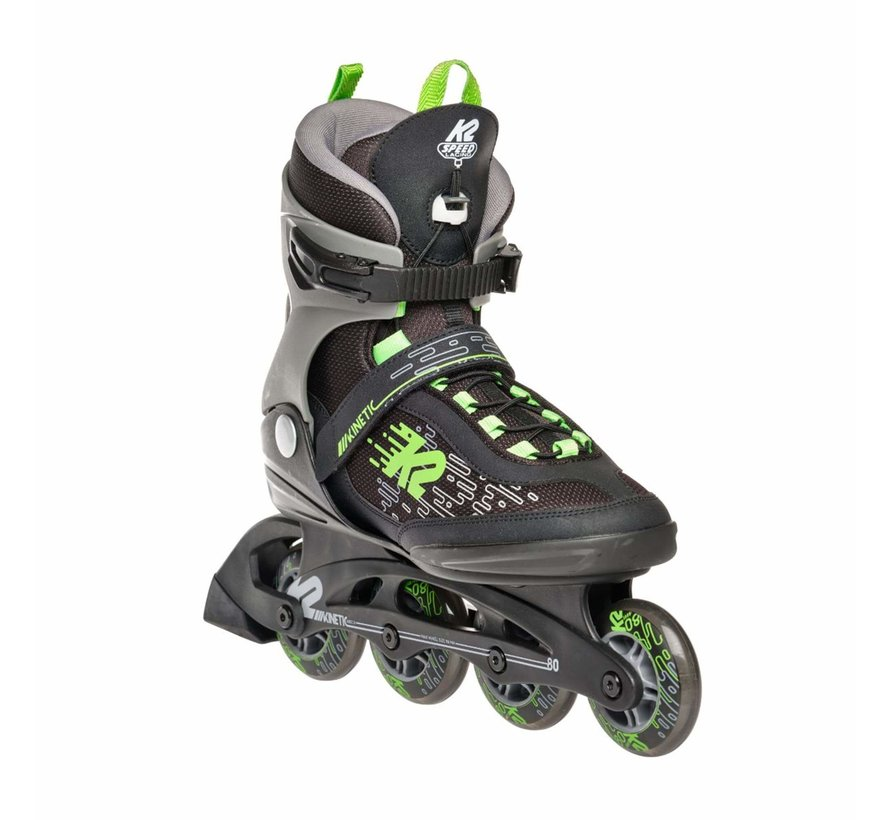 Kinetic 80 Pro Inline Skates Heren 2020
