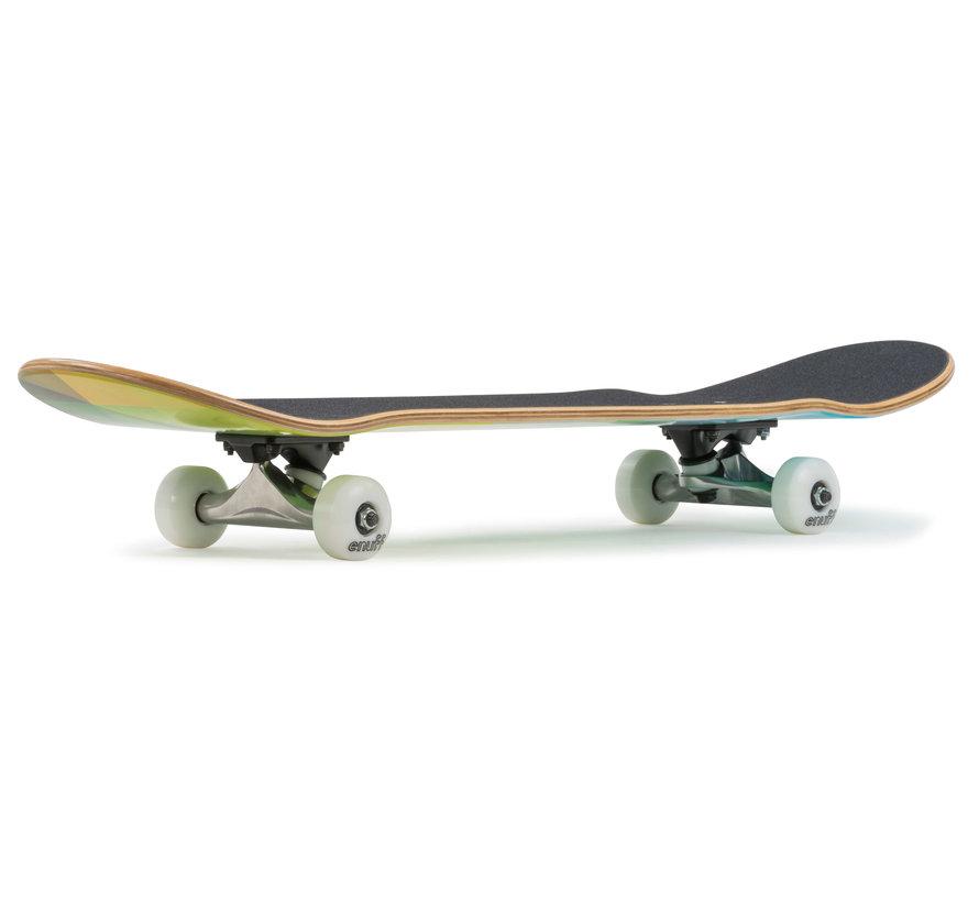 Geometric Skateboard Complete