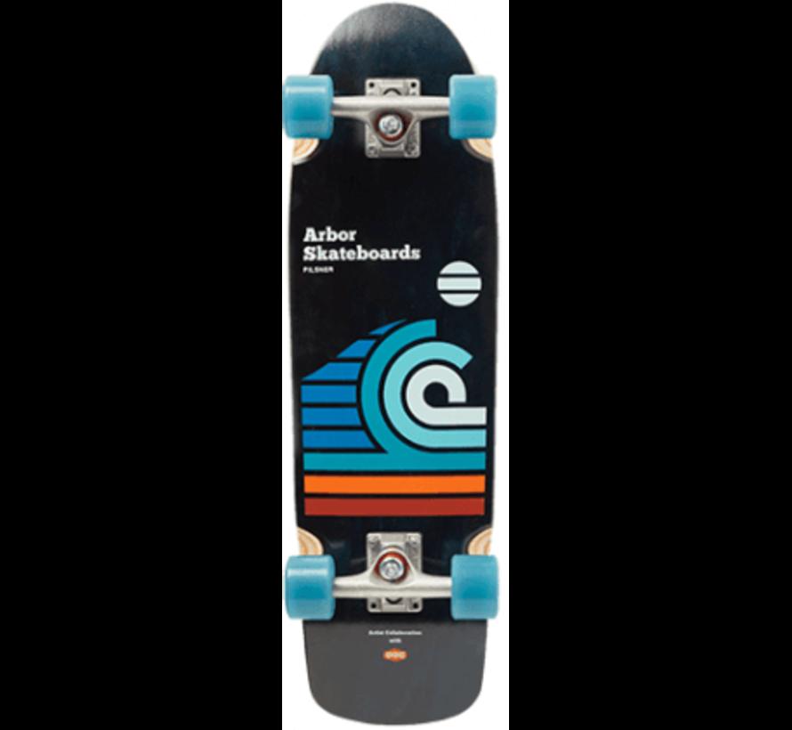Artist Series Draplin Pilsner Skateboard Complete